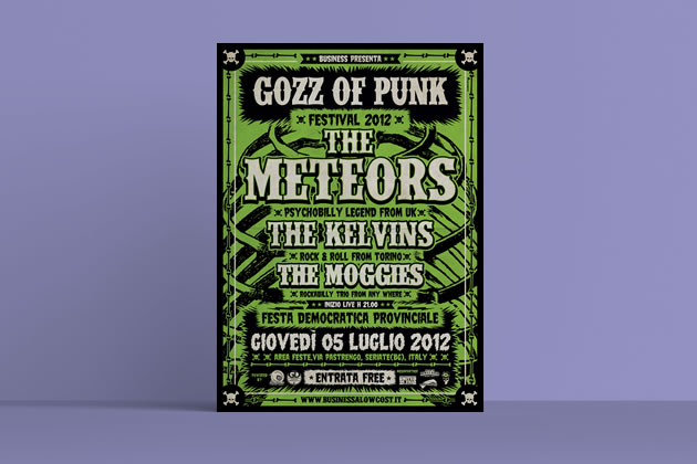 Gozz of Punk 2012
